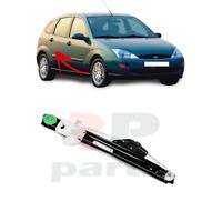 Para Ford Focus 5D 98-04 Nuevo Trasero Elevalunas Elevador sin Motor Derecho