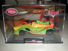 Disney Pixar Cars2 Rip Clutchgoneski Collector's Case! NEW!! VERY RARE!