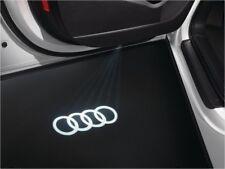 Audi LED door light Entrance Light Ring Logo illumination 4G0052130G