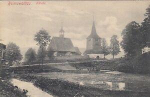 Reimswaldau, Schlesien, Kirche ngl E8454