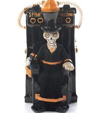 YANKEE CANDLE Boney Bunch Spine Tingling Wax Melts Warmer HALLOWEEN NEW Boxed