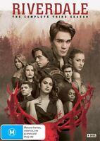 RIVERDALE Season 3 : NEW DVD