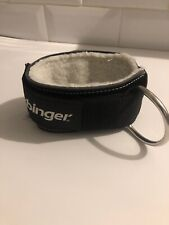 HARBINGER ankle cuff- Black