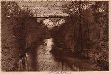 Ansichtskarten aus Bayern mit dem Thema Brücke