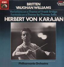 Britten(Vinyl LP)Variations On A Theme Of Frank Bridge-HMV-XLP 60002-VG/VG