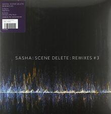 SASHA - SCENE DELETE: REMIXES 3 (LIMITED WHITE 10''+MP3)   VINYL EP NEW+