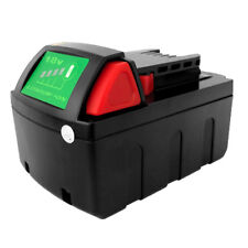 18V Lithium Ion 3000mAH Battery Replaces Milwaukee M18 48-11-1840 48-11-1815