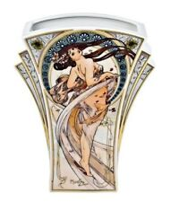 Goebel 66511338 Alphonse Mucha Vase der Tanz