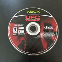 UFC: Tapout Original Xbox Game - Disc Only -  TESTED - Fighting MMA Video Game