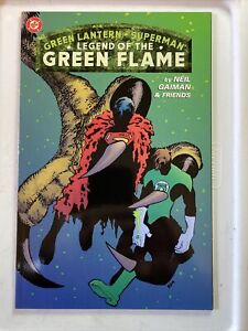 Legend of the Green Flame