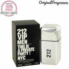 212 Vip Cologne 3.4 / 6.7 oz CAROLINA HERRERA FOR MEN 100 /50 ML EDT SPRAY NEW
