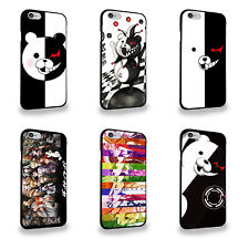 PIN-1 Anime Danganronpa Soft Rubber Phone Case Cover Skin for Apple iPhone iPod