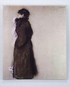 Degas - Frau mit Stadtkostum – GiClee