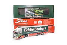 Tekno Eddie Stobart Scania Next Gen R-Series Curtainside Trailer 1:50 Scale