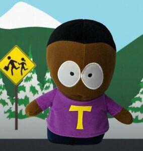 South Park Plush Token Comedy Central 2014 Stuffy Rare