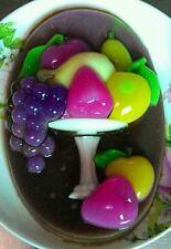 Jello Mold Fruit # 11, Khuon rau cau, Dong Suong