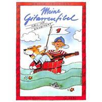 Meine Gitarrenfibel 1 (ohne CD)  von Heinz Teuchert - EAN: 9783931788704