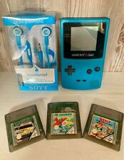 Nintendo Gameboy Color mit Spieleset