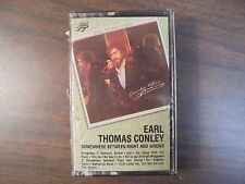 "NEW SEALED ""Earl Thomas Conley"" Somewhere between right and wrong       (G)"