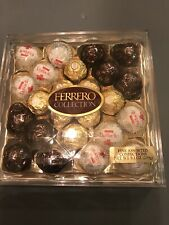 New listing Ferrero Collection Chocolates Fine Assorted Confections 9.1oz Brand New