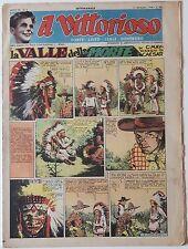 IL VITTORIOSO  1948  n.  2   ed. AVE -  ottimo