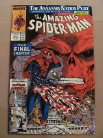 Amazing Spider-Man #325 Marvel Comics Todd McFarlane 9.2 Near Mint-