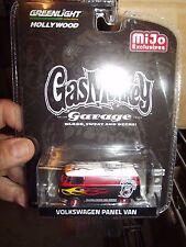 Greenlight 1/64 gas Monkey garage volkswagen panel van NIB