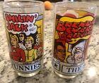 Set+of+4+1976+Sunday+Funnies+Glasses%2C+Smilin%27+Jack%2C+Brenda+Starr%2C+Moon+Mullins