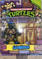 Teenage Mutant Ninja Turtles 1988 Leonardo Action Figure TMNT Nickelodeon