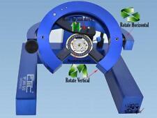 SWISS ETIC Universal Adjustable Watch Movement Holder Vise Vice Case Opener Tool