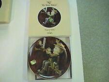 Ferrandiz Magical Medley The Music Makers Schmid Porcelain Collector Plate Nos
