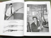 "SIGNED ""JOHNSON RIFLES & MACHINE GUNS"" USMC US WW2 PARAMARINE REFERENCE BOOK"