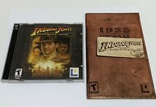 Indiana Jones and the Emperor's Tomb CD PC Game