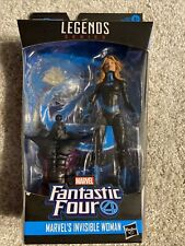 """Marvel Legends Series Fantastic Four Invisible Woman 6""""- super skrull baf"""