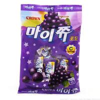 Korean Chewy Candy CROWN MYCHEW 92g(Grape Flavor)