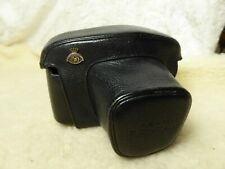 Genuine PENTAX SPOTMATIC SPII K1000 KM KX / K2 EVEREADY CAMERA CASE ORIGINAL