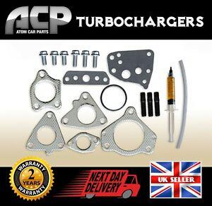 Turbocharger Gasket / Fitting Kit for Chrysler 300C, Dodge, Jeep Cherokee - 3.0