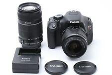 """UPS """"N.MINT"""" Canon EOS Rebel T3i / 600D / Kiss X5 18.0MP W ZOOM JAPAN #200632"""