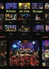 NEW Ringo Starr And His All Starr Band 2012:  Ringo At The Ryman [DVD]