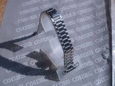 Seiko 15 mm Reloj Correa De 2 Piezas De Acero Inoxidable Pulsera ref 4411-B.E