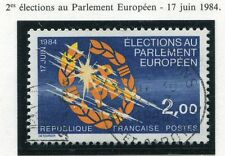 STAMP / TIMBRE FRANCE OBLITERE N° 2306 PARLEMENT EUROPEEN