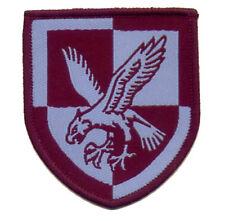 16 Air Assault Brigade RE-Enactors Cloth Patch COLOUR 1999 - 2015 ( Airborne