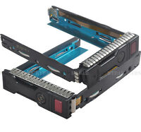 HP 651314-001 HP G8 Gen8 Drive Caddy 3.5 LFF SAS SATA HDD Tray 651320-001 DL380p