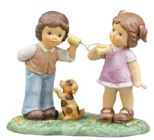 Goebel Nina & Marco Porzellan Porzellanfigur Ich kann dich gut hören 11739109