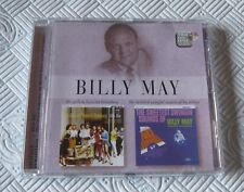 Billy May - The Girls & Boys On Broadway / No Strings - Scarce Mint Cd Album