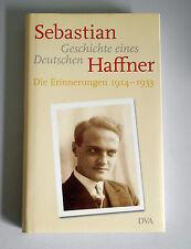 Sebastian Haffner: Geschichte eines Deutschen. Die Erinnerungen 1914-1933
