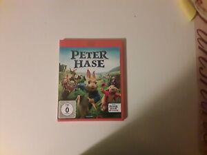 PETER HASE BLU-RAY INK.PETER HASE DEM KURZFILM NEUWERTIG