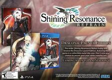 Shining Resonance Refrain: Draconic Launch Edition - PlayStation 4 / ps4