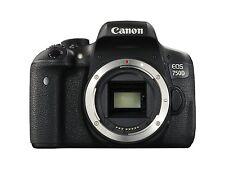 Canon EOS 750D 24.2MP Digital SLR Camera Body