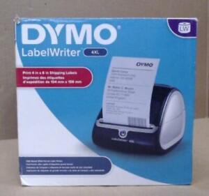 NEW OPEN BOX Dymo 1755120 LabelWriter 4XL Handheld Thermal Label Printer $328.80